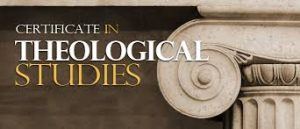 Online Christian Colleges Online Theology Certificate