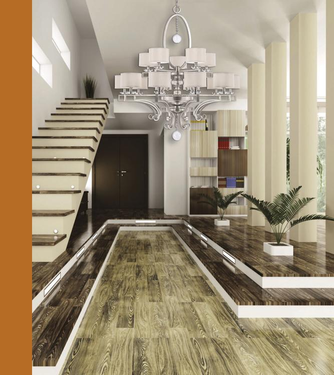 entry and foyer lighting design