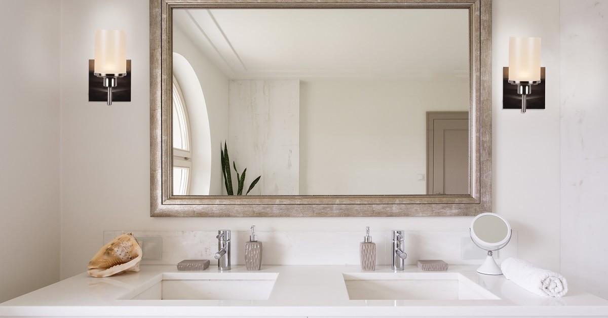 bathroom lighting trends improving