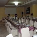 Banquete con Animacion Musical en Mesa