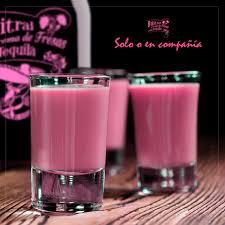 Chupito Pantera Rosa