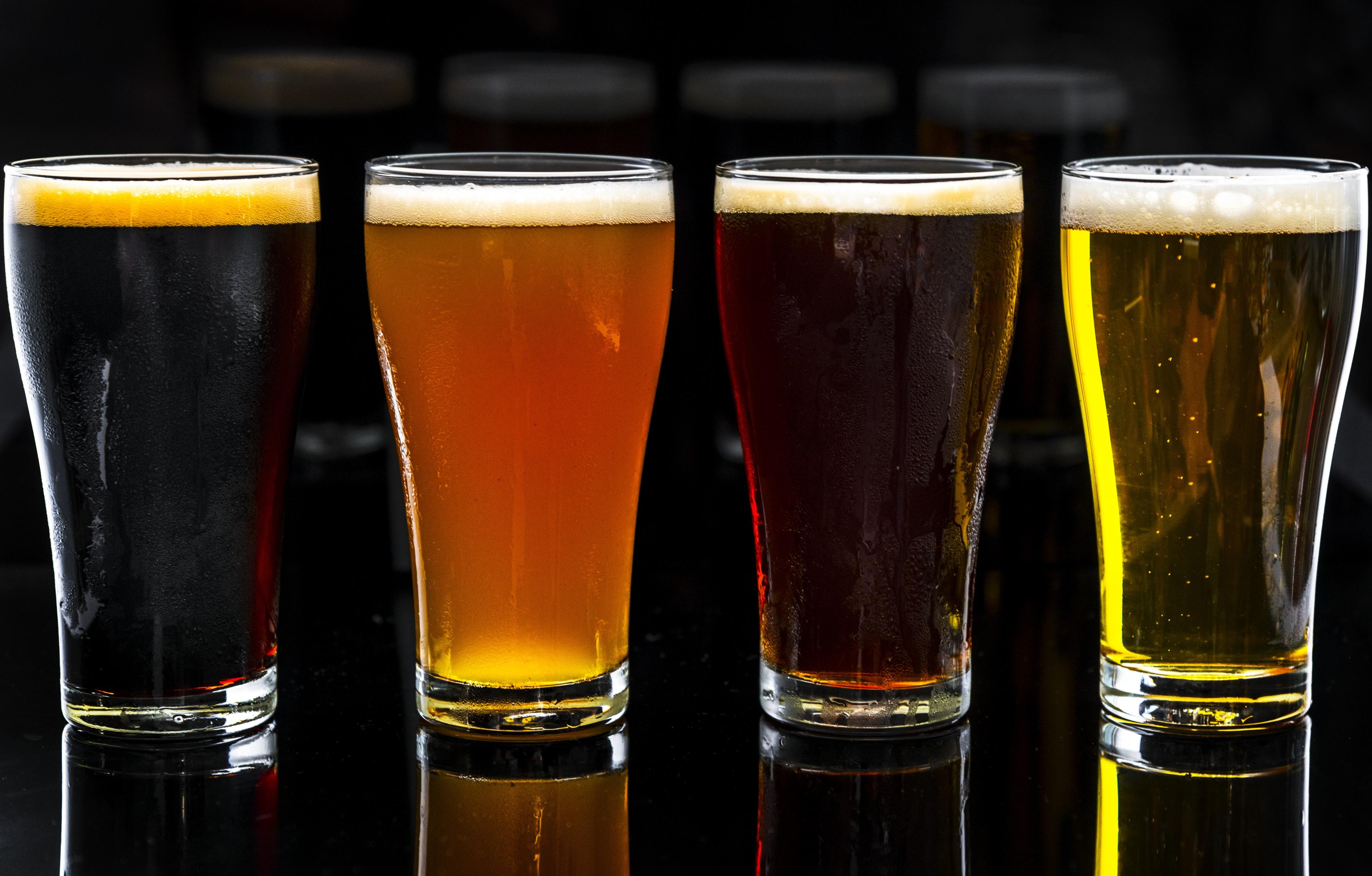 Exposicion de cervezas