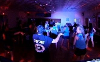Tete Animacion bailando Saturday Night