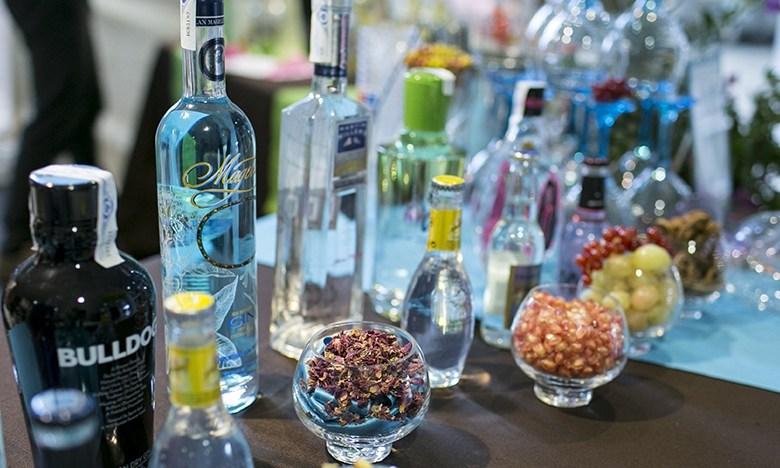 Barra Gin&Tonic para Eventos