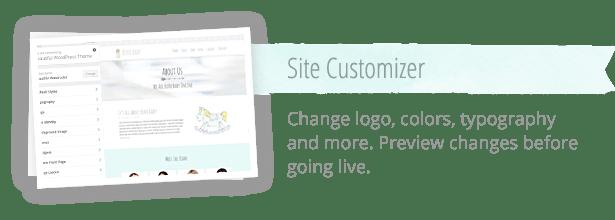 Site Customizer