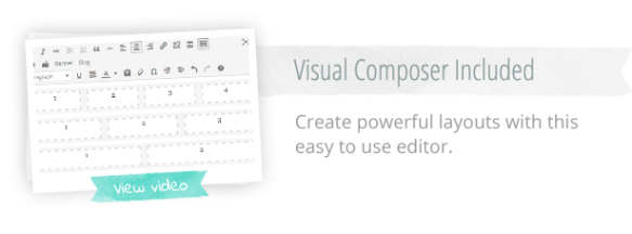 Easy Visual Editor with Visual Composer