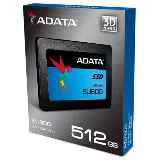 ADATA SU800 SSD 512GB