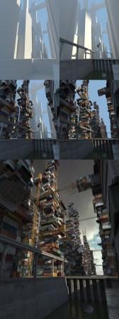 Making of Metallum City Giants 3