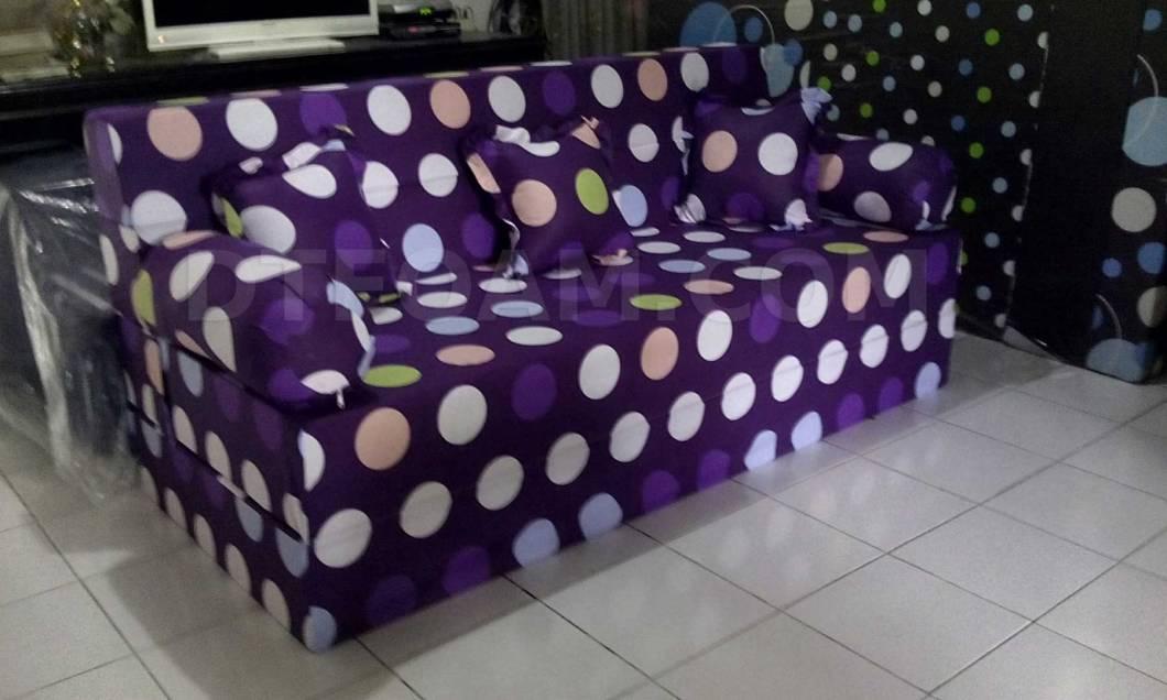 Sofa Bed Inoac Bekasi Murah Kara Terbaru Surabaya 2017 Frozen