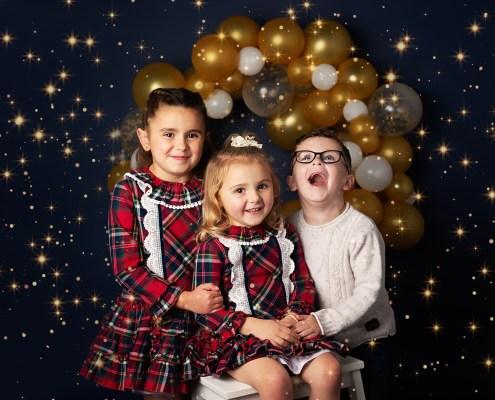 Family Photographer Renfrewshire - happy family portrait