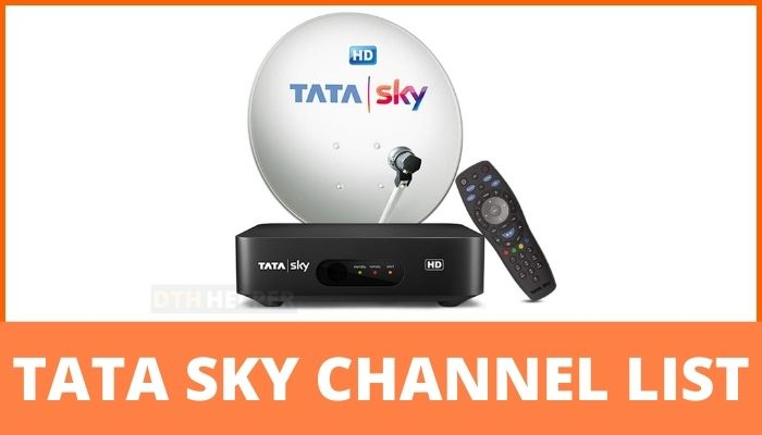 Tata Sky 299 Pack Channel List 2021 - Latest Updated