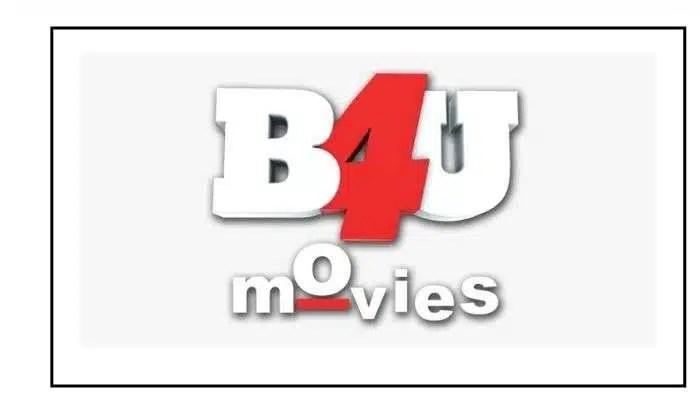 b4u movies Channel Number