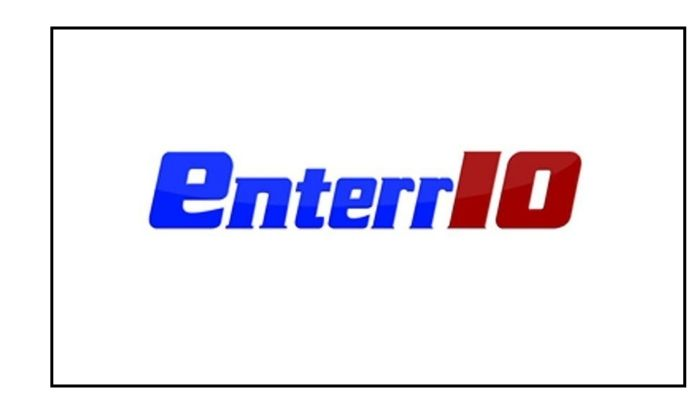 enterr10 channel number