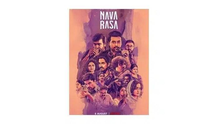 navarasa webseries cast