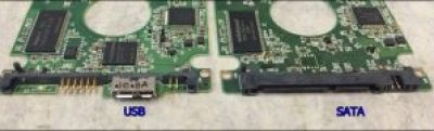 USB and SATA PCB Data Recovery