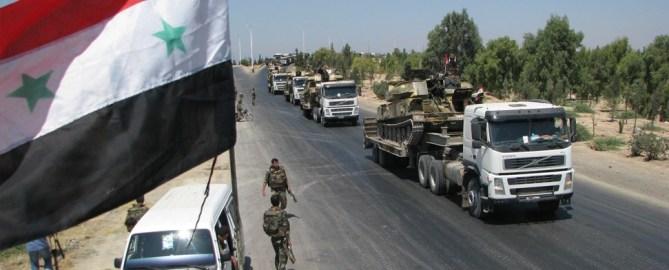 Syrien: Regime erhöht Militärpräsenz in Hama