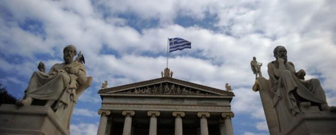 Deutsche Finanzbeamte in Griechenland