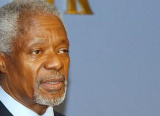 Annan fordert Ende der Tötung von Zivilisten in Syrien