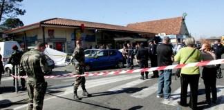Roller-Mörder filmte Tat in Toulouse