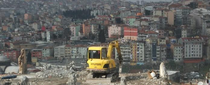 Die Türkei bekommt ein neues Gesicht
