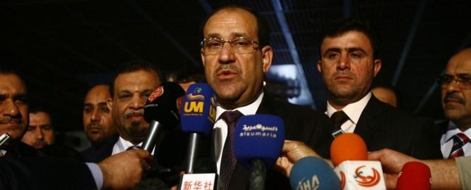Irakischer Regierungschef: Türkei ist feindseliger Staat