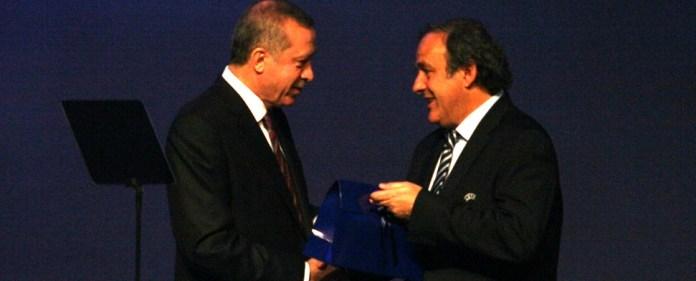Keine türkischen Clubs bei europäischen Wettbewerben?