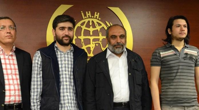 Verschleppte türkische Journalisten zurück in der Heimat