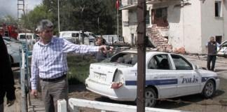 Polizist bei Anschlag in der Türkei getötet