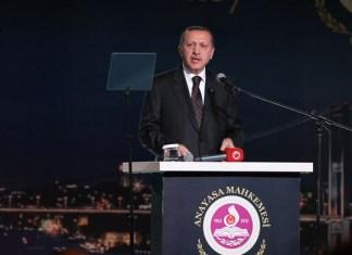 """Erdogan: """"Wir werden immer auf der Seite der Gerechtigkeit stehen"""""""
