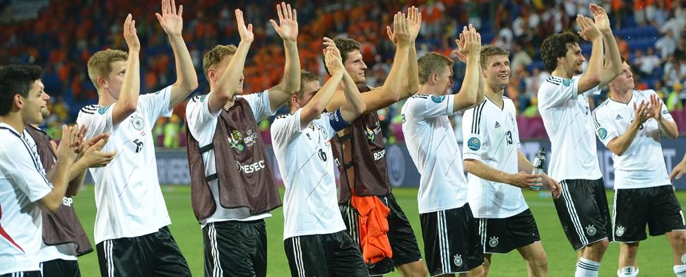 Mehr als 27 Millionen sehen Deutschland-Sieg über Niederlande