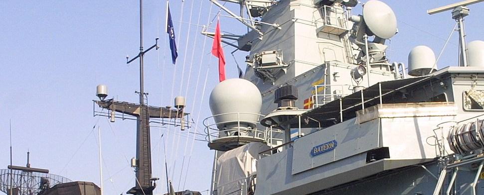 Nato-Flotte zu Besuch in Istanbul