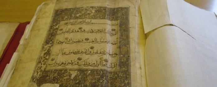 Spuren des Islam in der russischen Literatur