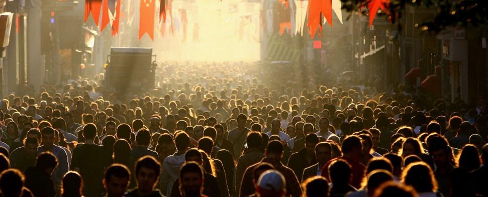 Die türkische Bevölkerung wächst bis 2050 auf 94 Millionen an