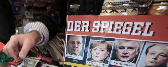 """""""Popp-Artikel schadet Spiegel"""""""
