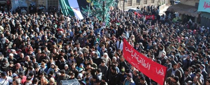 Der Arabische Frühling - Phase 2