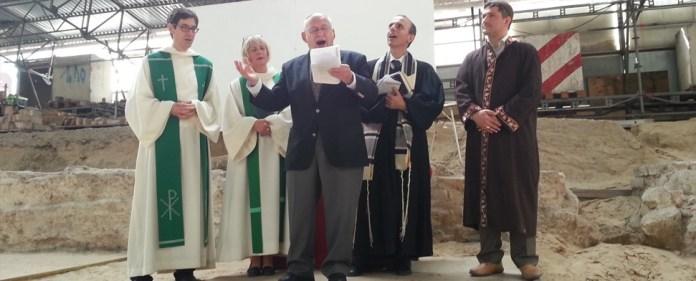 """Angegriffener Rabbiner Alter: """"Noch stärker für den Dialog einsetzen"""""""