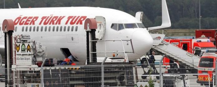 Rauch im Flugzeug - Ventil war defekt