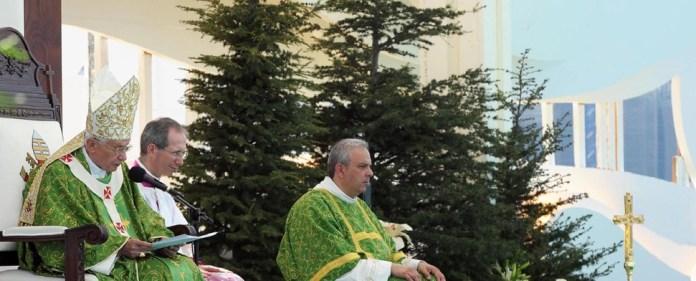 Papst im Libanon: Ruf zur Einheit in Zeiten der Zwietracht