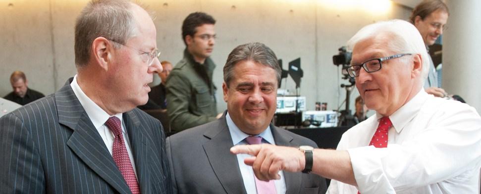 SPD: Die Partei des Fortschritts steht mit leeren Händen da