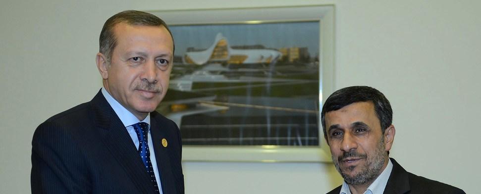 Erdoğan und Ahmadinedschad besprechen Sicherheitsfragen