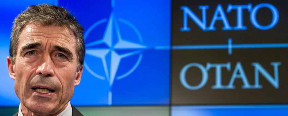 """Nato, Deutschland und USA verurteilen Gewalt """"in aller Schärfe"""""""