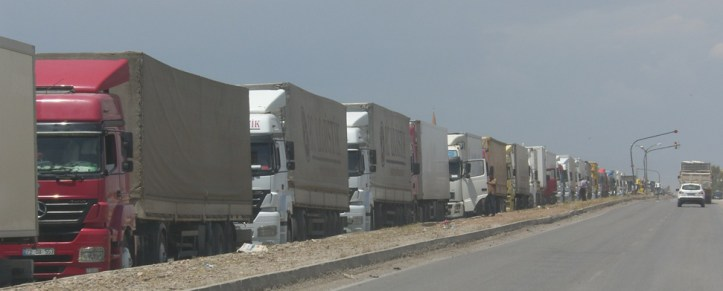 Türkische Nahost-Exporte durch Konflikt gefährdet