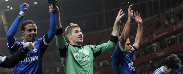 Großer Abend für deutsche Teams: S04, BVB und Bayern siegreich