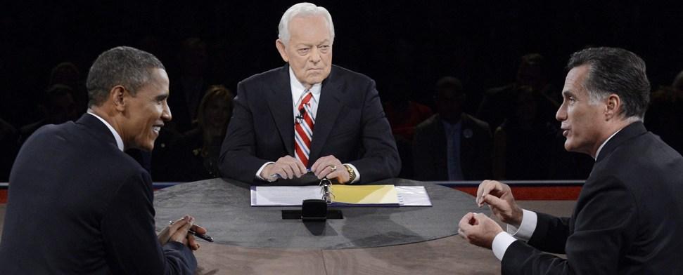 Außenpolitik: Mehr Konsens zwischen Obama und Romney als erwartet