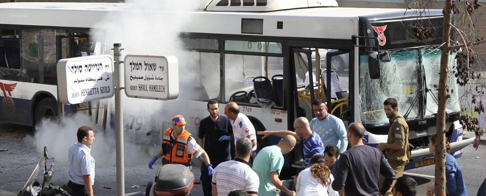 Kosten könnten Gaza-Bodenoffensive verhindern - Anschlag in Tel Aviv