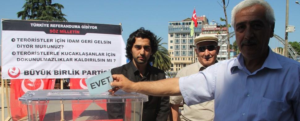Kommt in der Türkei die Todesstrafe wieder?