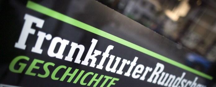 """""""Frankfurter Rundschau"""" vor dem Aus"""