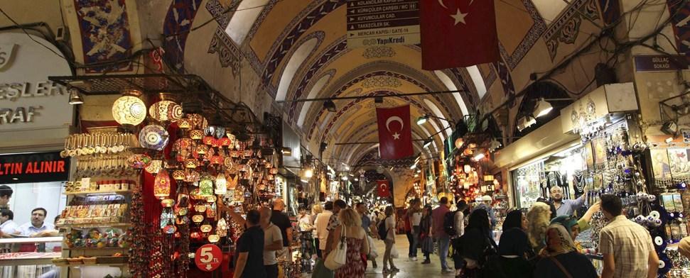 Istanbuler Aktienmarkt seit Jahresbeginn mit 40% Zuwachs