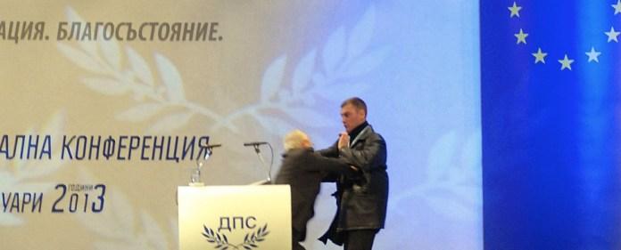 Anschlag auf Chef der bulgarischen Türkenpartei DPS vereitelt