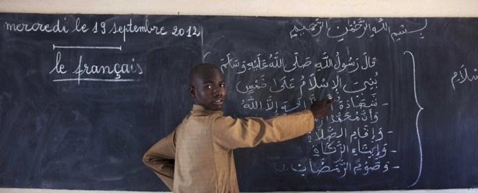 Schulen in Mali: Die wirksamste Waffe, um Frieden zu erreichen